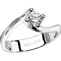 anello donna gioielli Comete Solitario ANB 1624