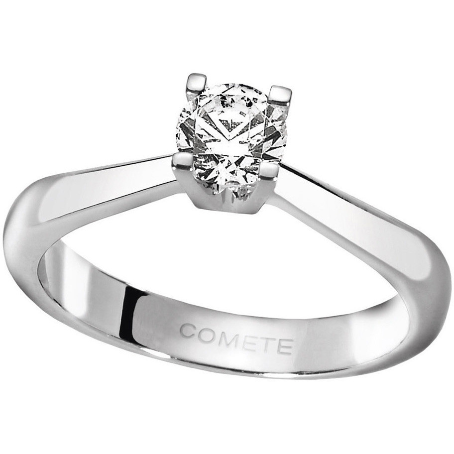 anello donna gioielli Comete Solitario ANB 1625