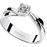 anello donna gioielli Comete Solitario ANB 1627