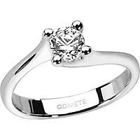 anello donna gioielli Comete Solitario ANB 1628