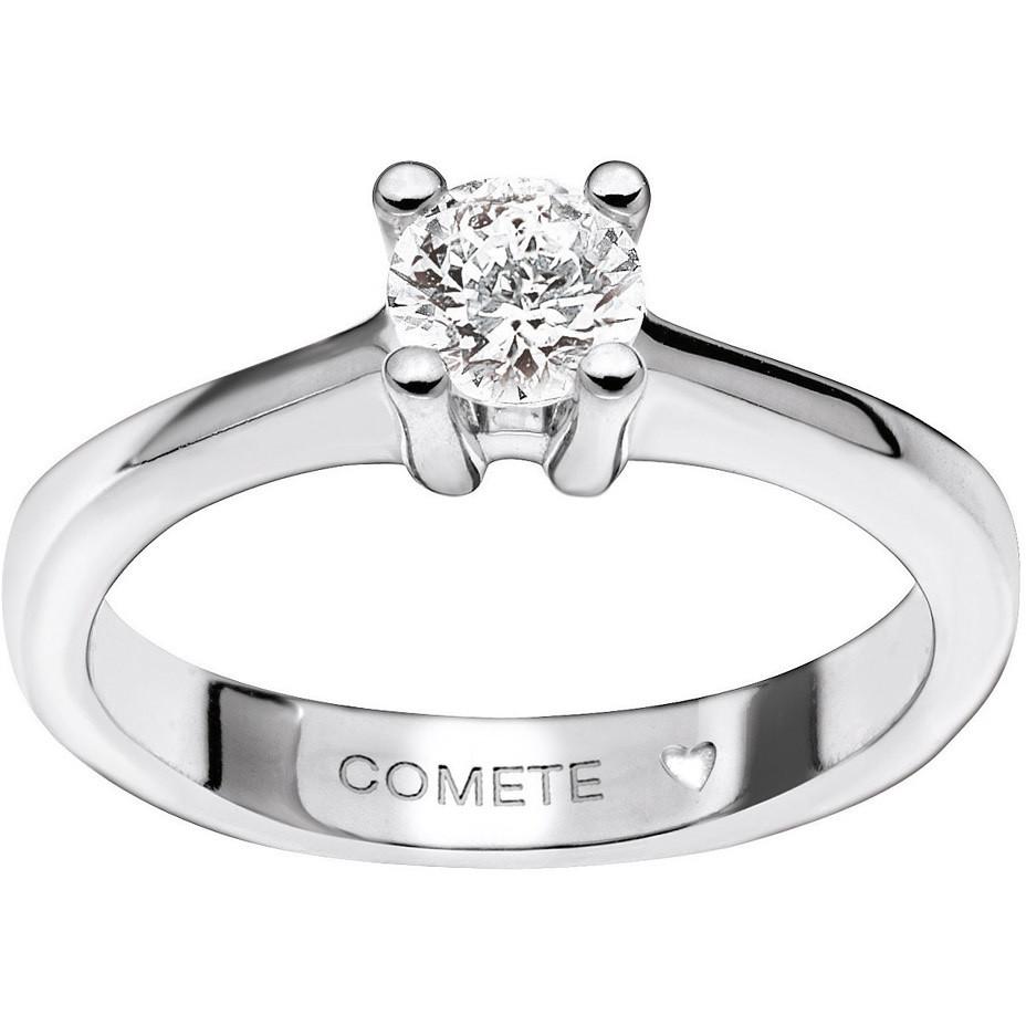 anello donna gioielli Comete Solitario ANB 1629