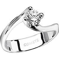 anello donna gioielli Comete Solitario ANB 1632