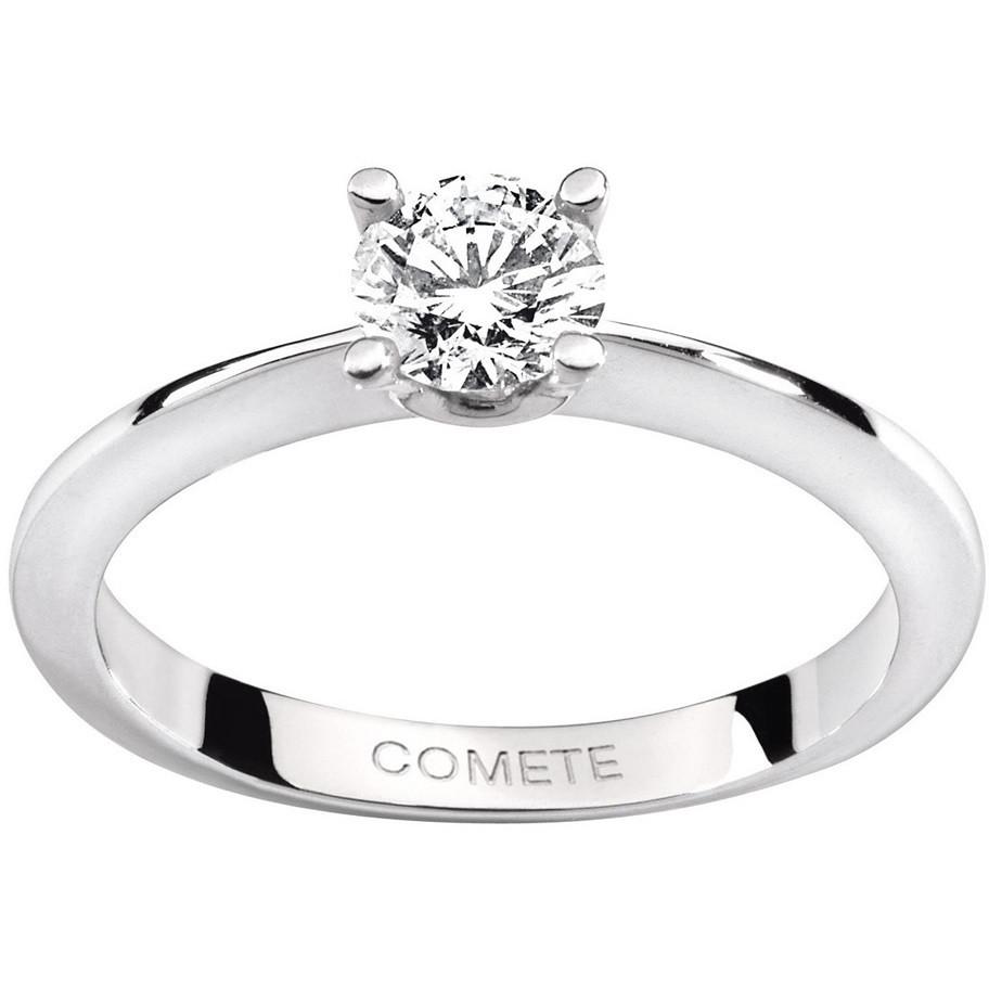 anello donna gioielli Comete Solitario ANB 1633