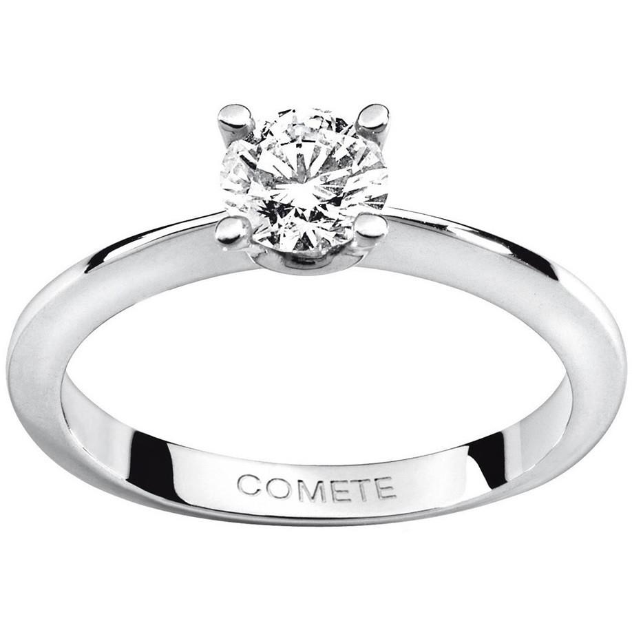 anello donna gioielli Comete Solitario ANB 1634