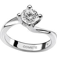 anello donna gioielli Comete Solitario ANB 1637