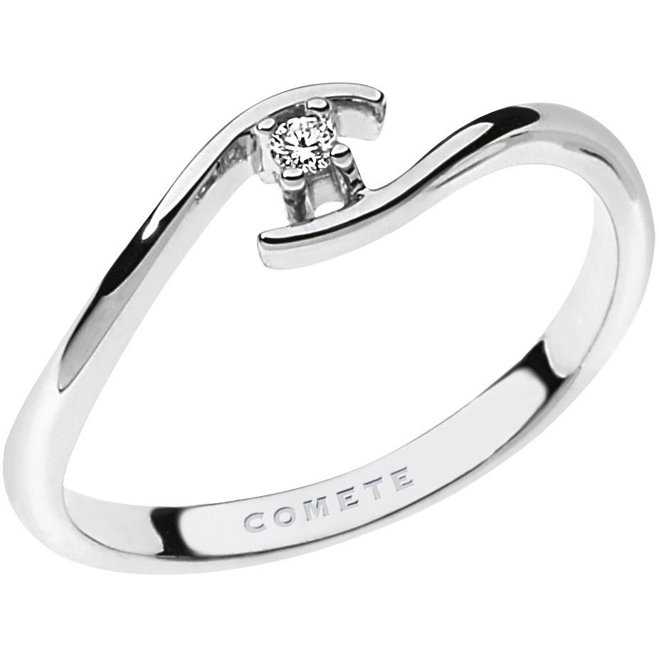 anello donna gioielli Comete Solitario ANB 1668