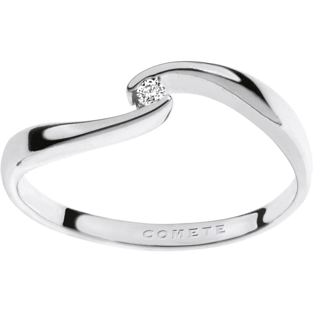anello donna gioielli Comete Solitario ANB 1669