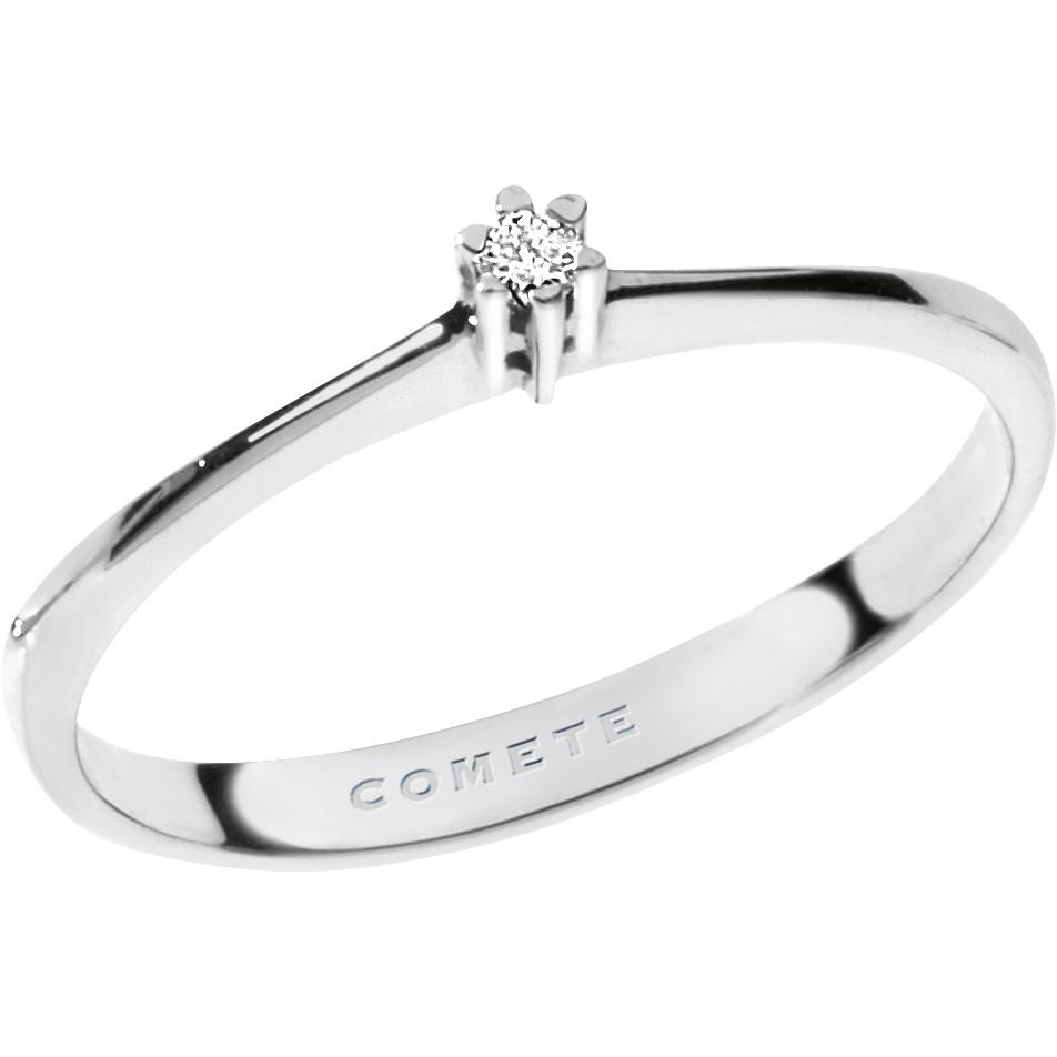 anello donna gioielli Comete Solitario ANB 1670
