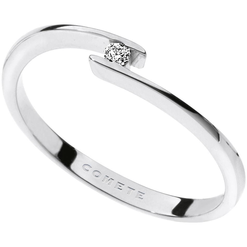 anello donna gioielli Comete Solitario ANB 1673