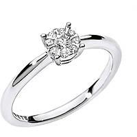 anello donna gioielli Comete Solitario ANB 1709