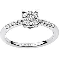 anello donna gioielli Comete Solitario ANB 1734