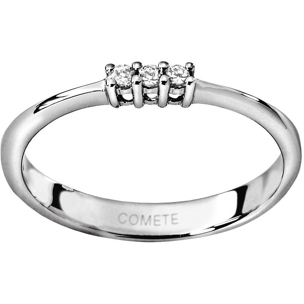 anello donna gioielli Comete Solitario ANB 711