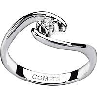 anello donna gioielli Comete Solitario ANB 937
