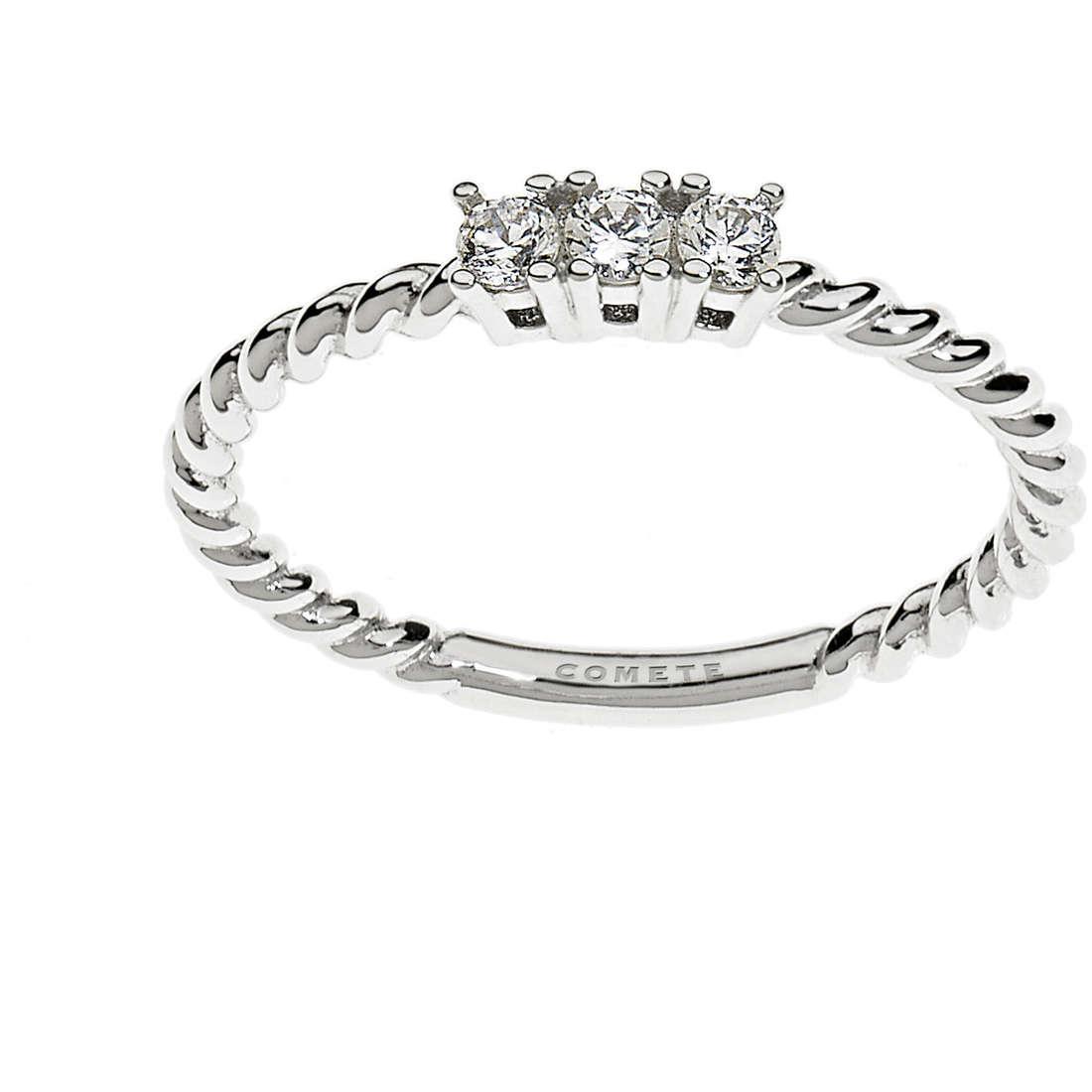 anello donna gioielli Comete Tresor ANB 1838