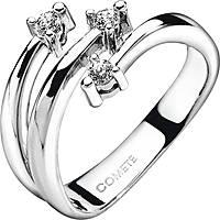 anello donna gioielli Comete Trilogy ANB 1022