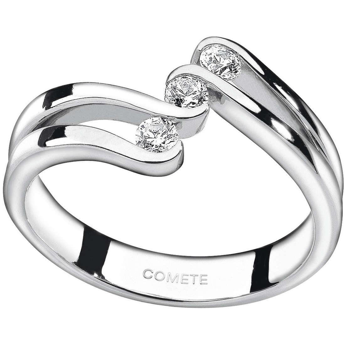 anello donna gioielli Comete Trilogy ANB 1023