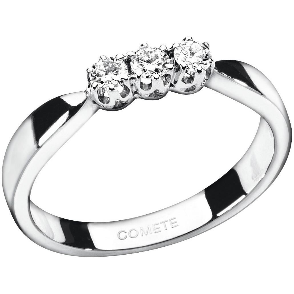 anello donna gioielli Comete Trilogy ANB 1027
