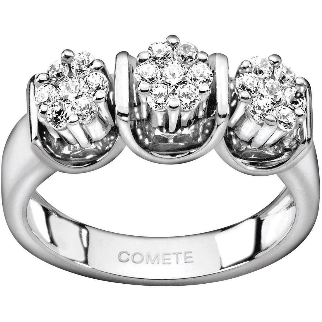 anello donna gioielli Comete Trilogy ANB 1098