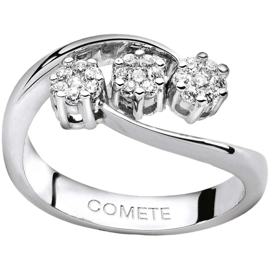 anello donna gioielli Comete Trilogy ANB 1393