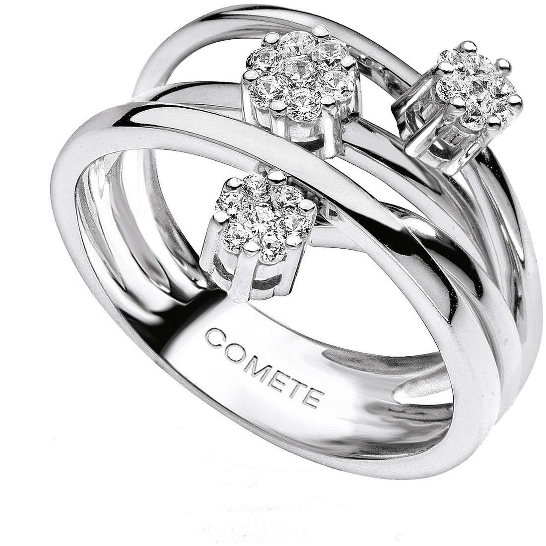 anello donna gioielli Comete Trilogy ANB 1441