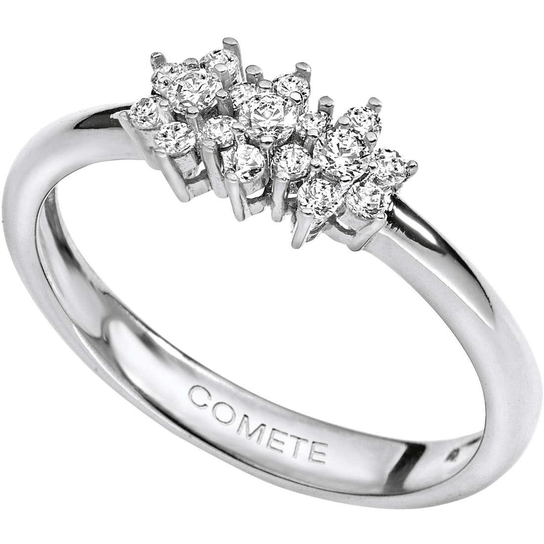anello donna gioielli Comete Trilogy ANB 1474