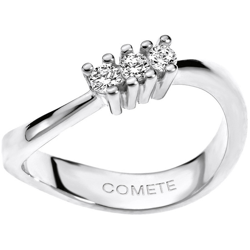 anello donna gioielli Comete Trilogy ANB 1560