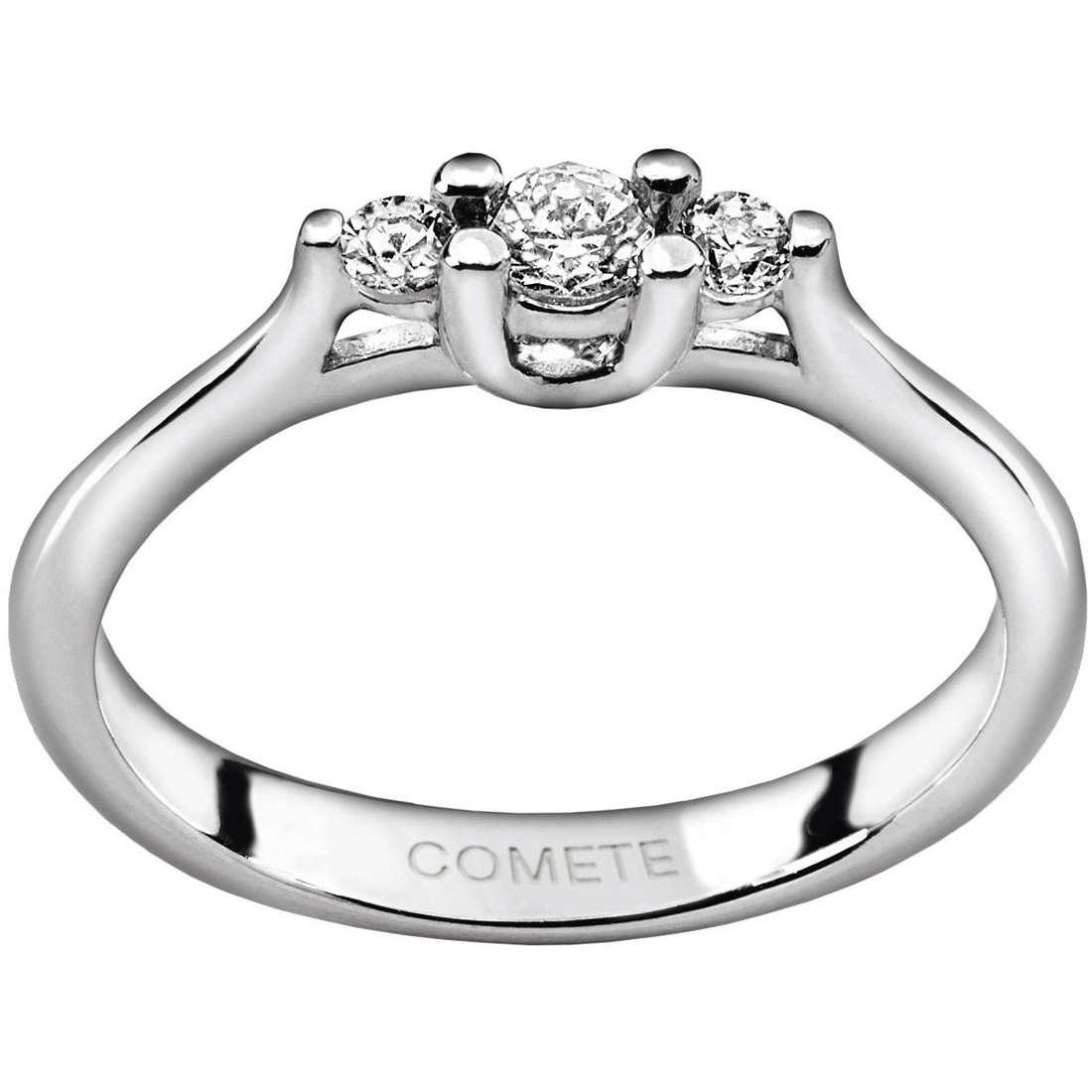 anello donna gioielli Comete Trilogy ANB 1641