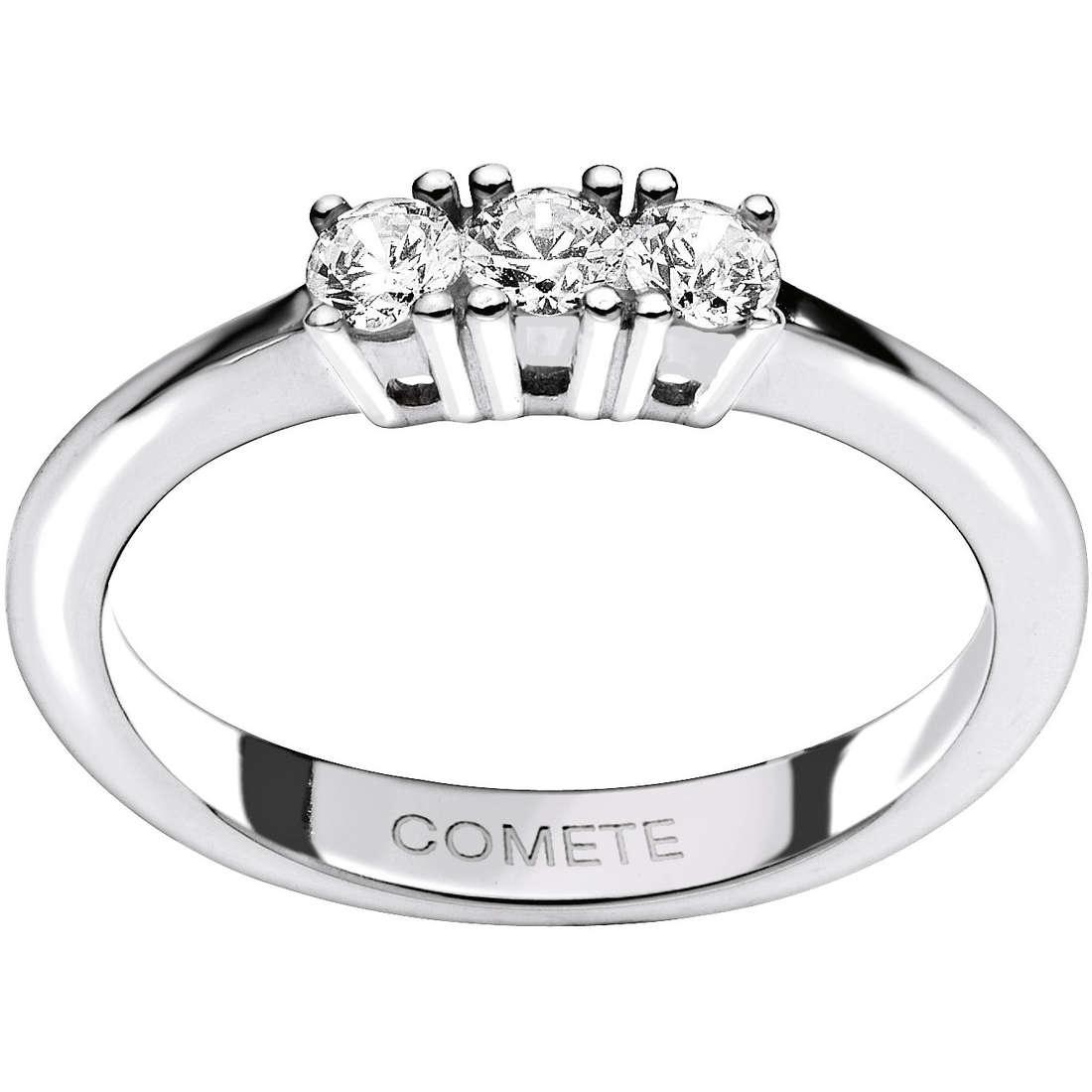 anello donna gioielli Comete Trilogy ANB 1644