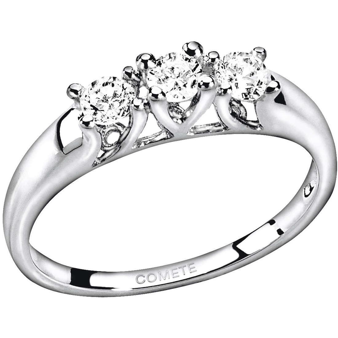 anello donna gioielli Comete Trilogy ANB 1645