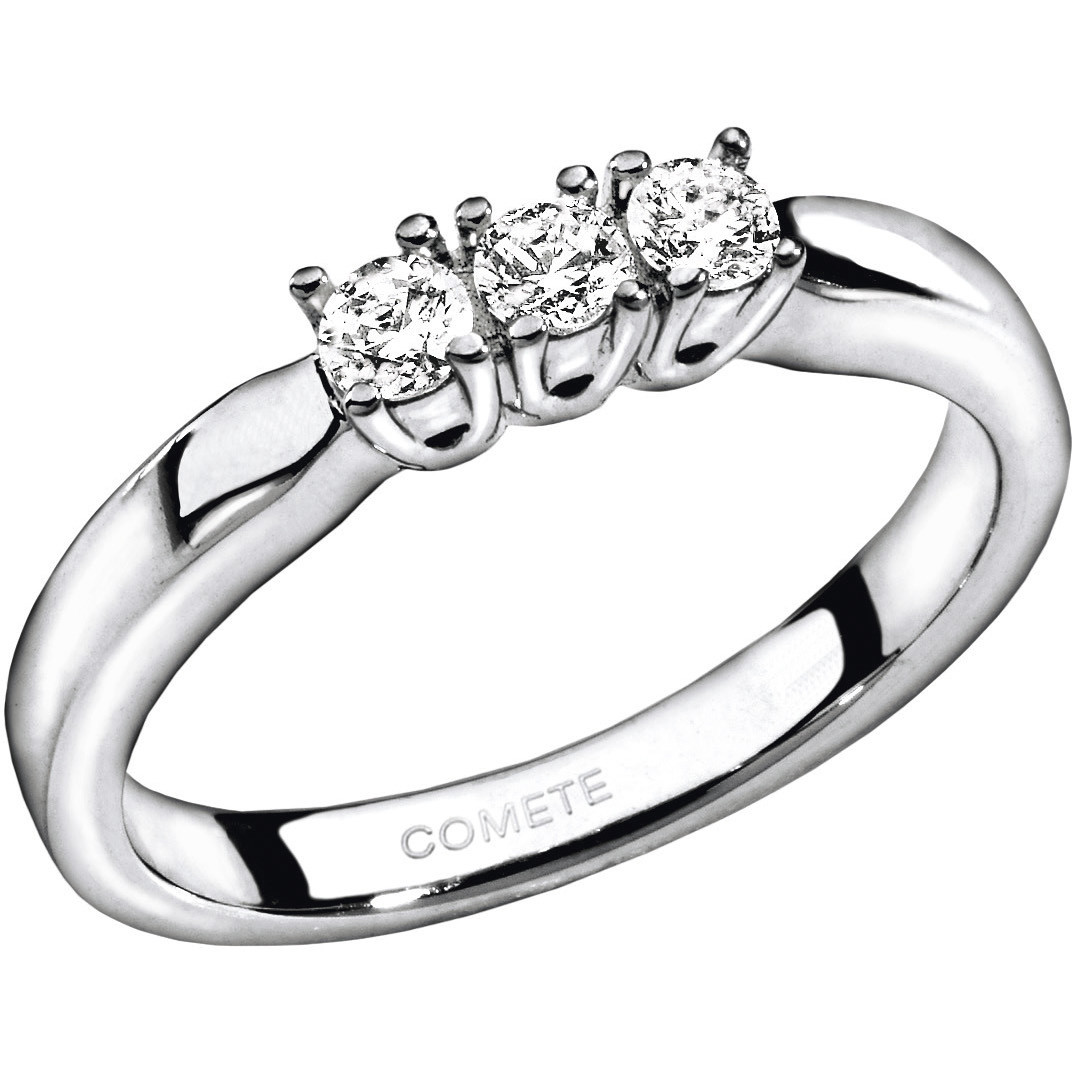 anello donna gioielli Comete Trilogy ANB 1646