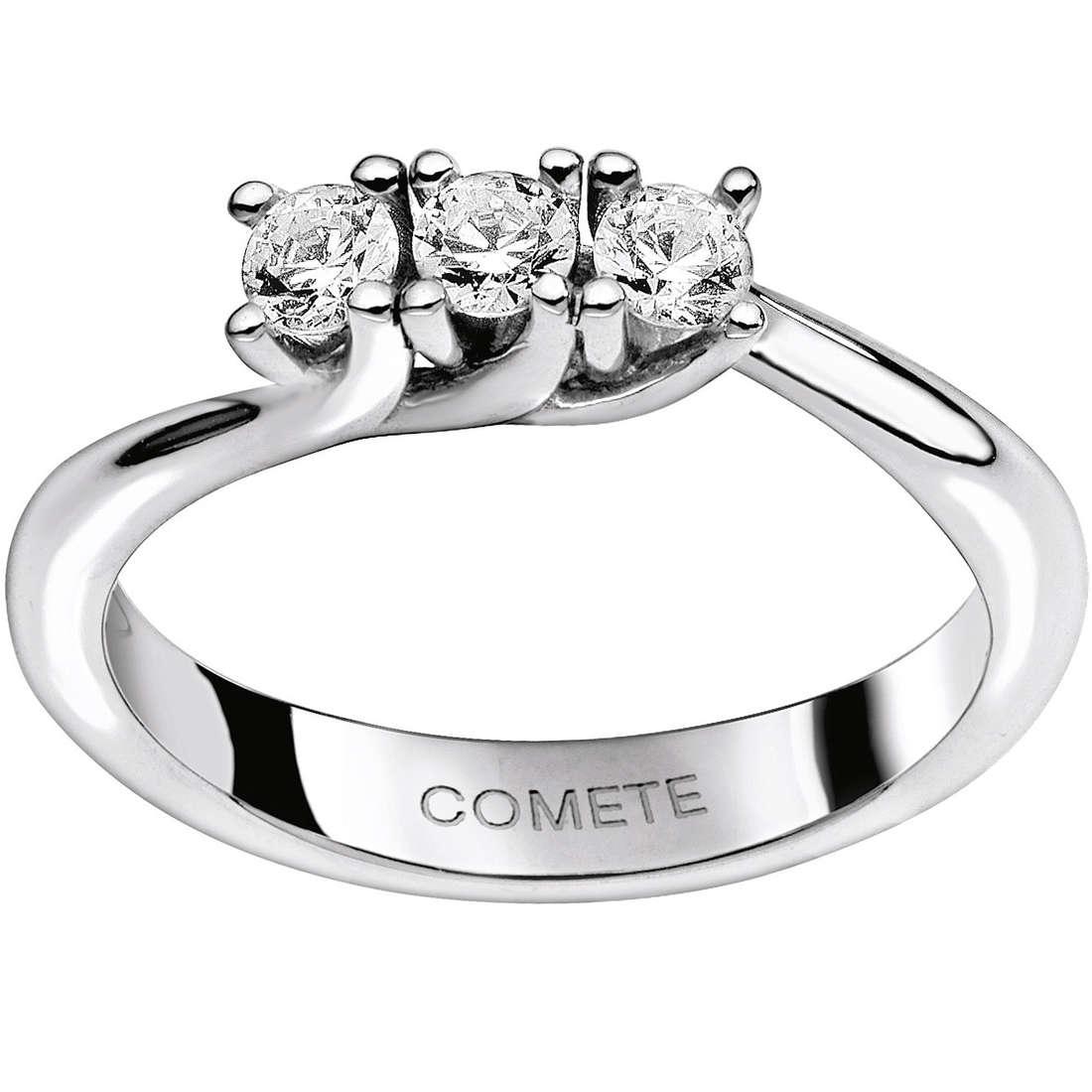 anello donna gioielli Comete Trilogy ANB 1648