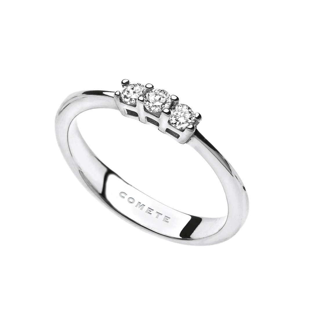 anello donna gioielli Comete Trilogy ANB 1687