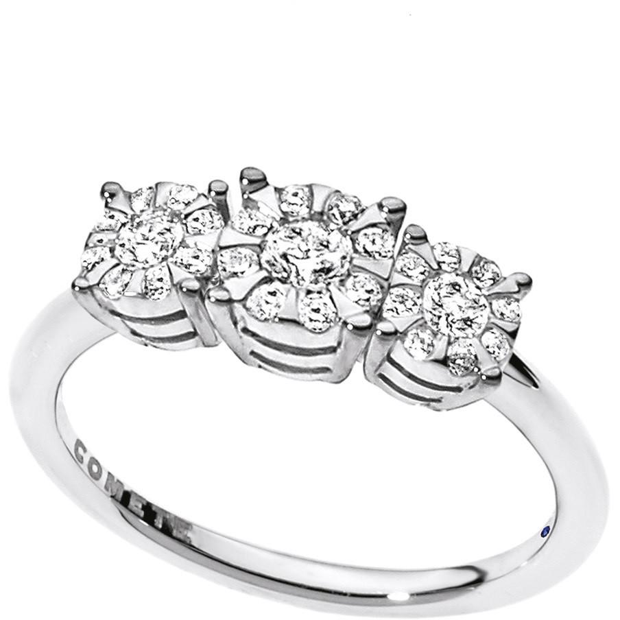 anello donna gioielli Comete Trilogy ANB 1727