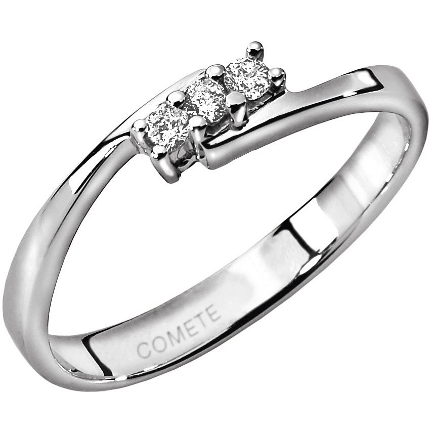 anello donna gioielli Comete Trilogy ANB 712
