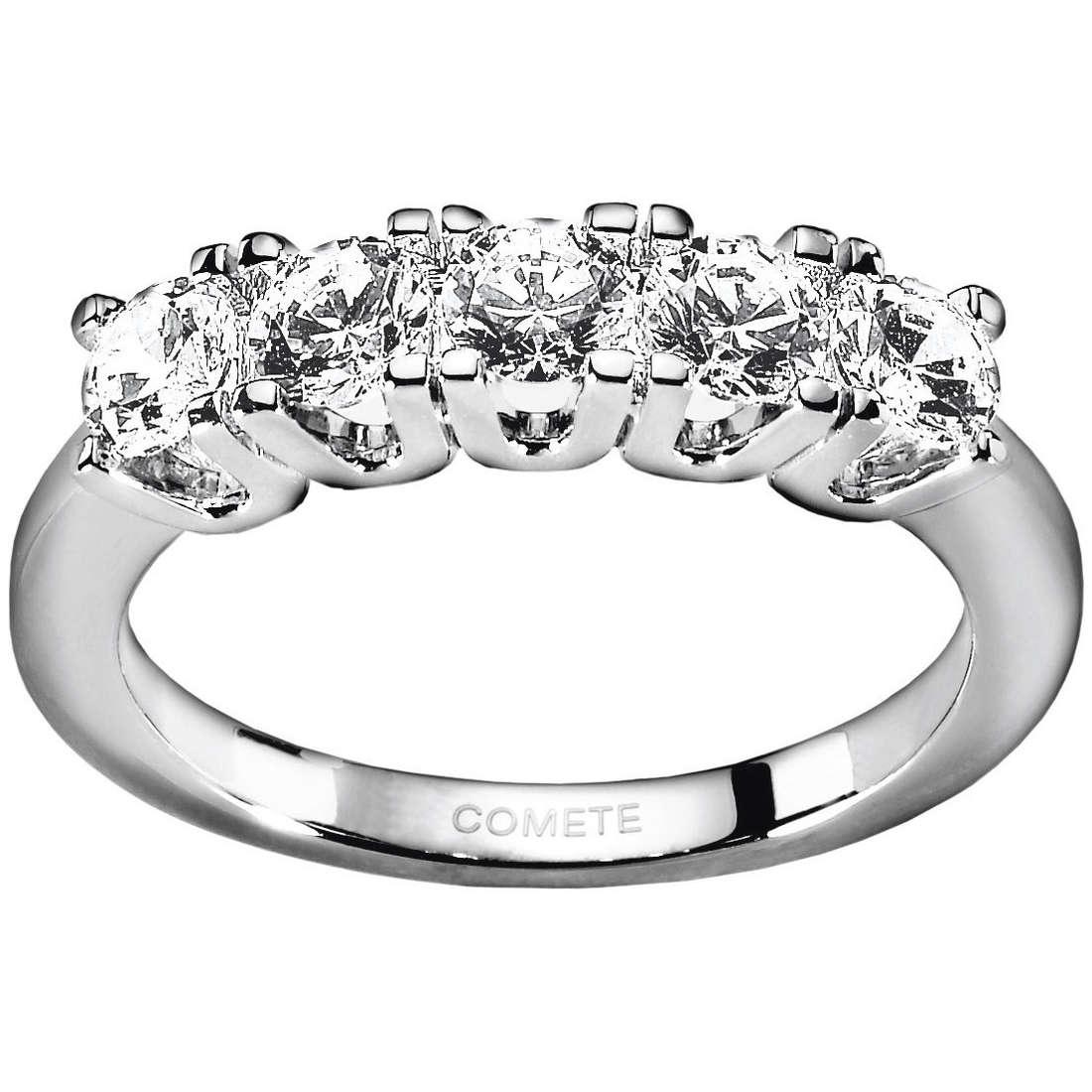 anello donna gioielli Comete Veretta ANB 1640