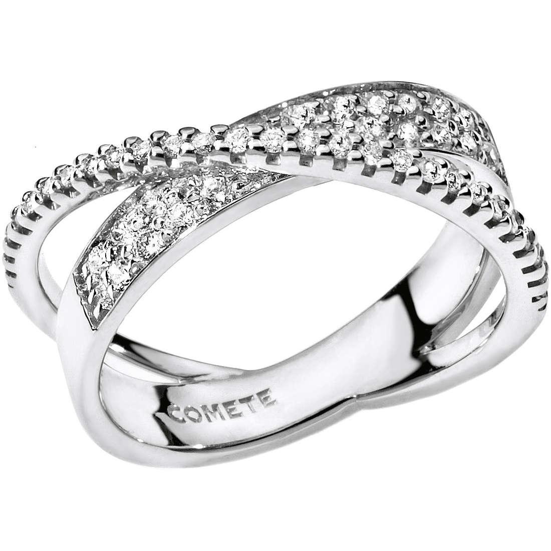 anello donna gioielli Comete Veretta ANB 1702