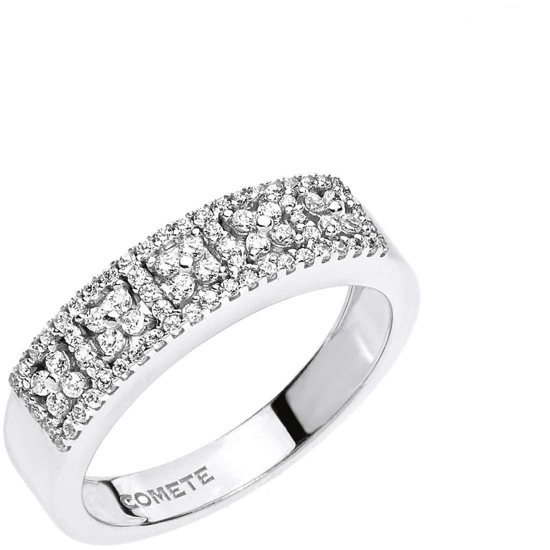 anello donna gioielli Comete Veretta ANB 1720