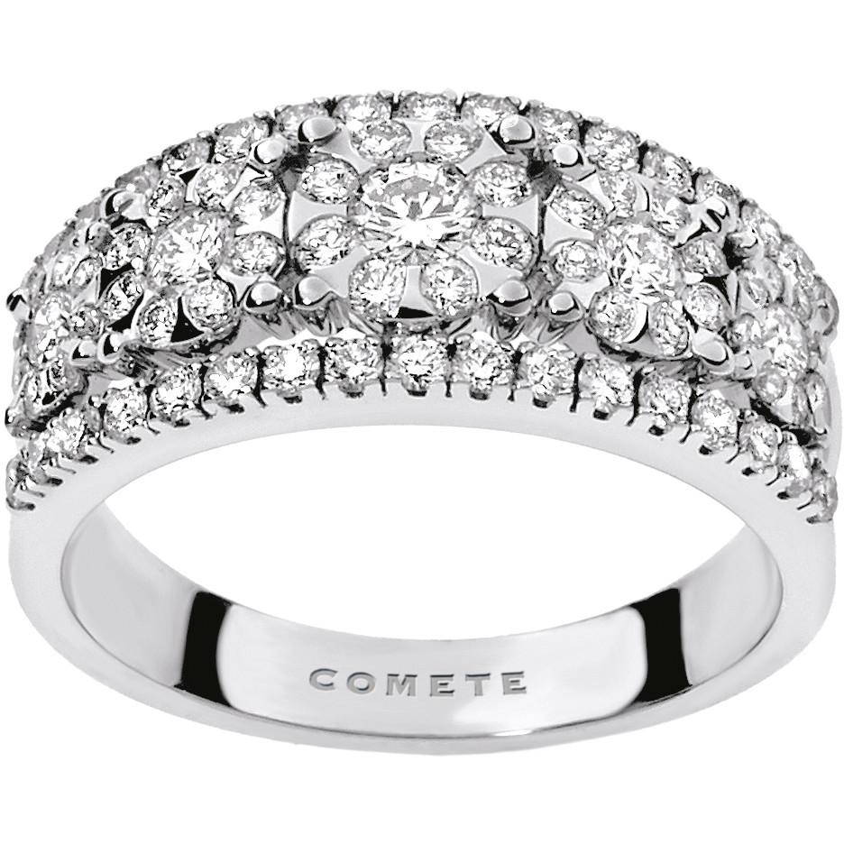 anello donna gioielli Comete Veretta ANB 1739