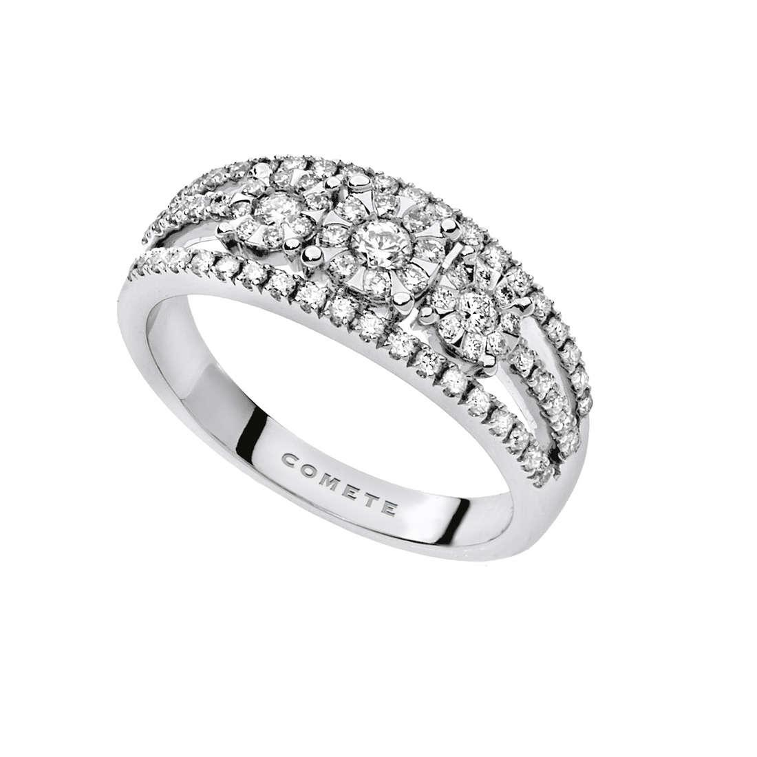 anello donna gioielli Comete Veretta ANB 1740