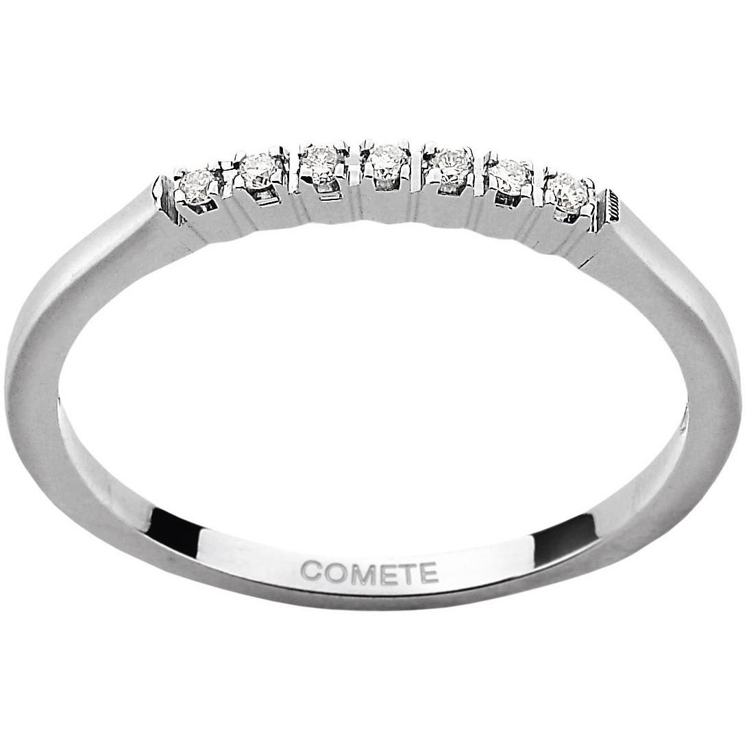 anello donna gioielli Comete Veretta ANB 457