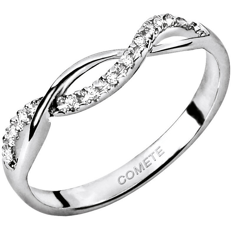 anello donna gioielli Comete Veretta ANB 582