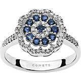 anello donna gioielli Comete Vittoria ANB 1882
