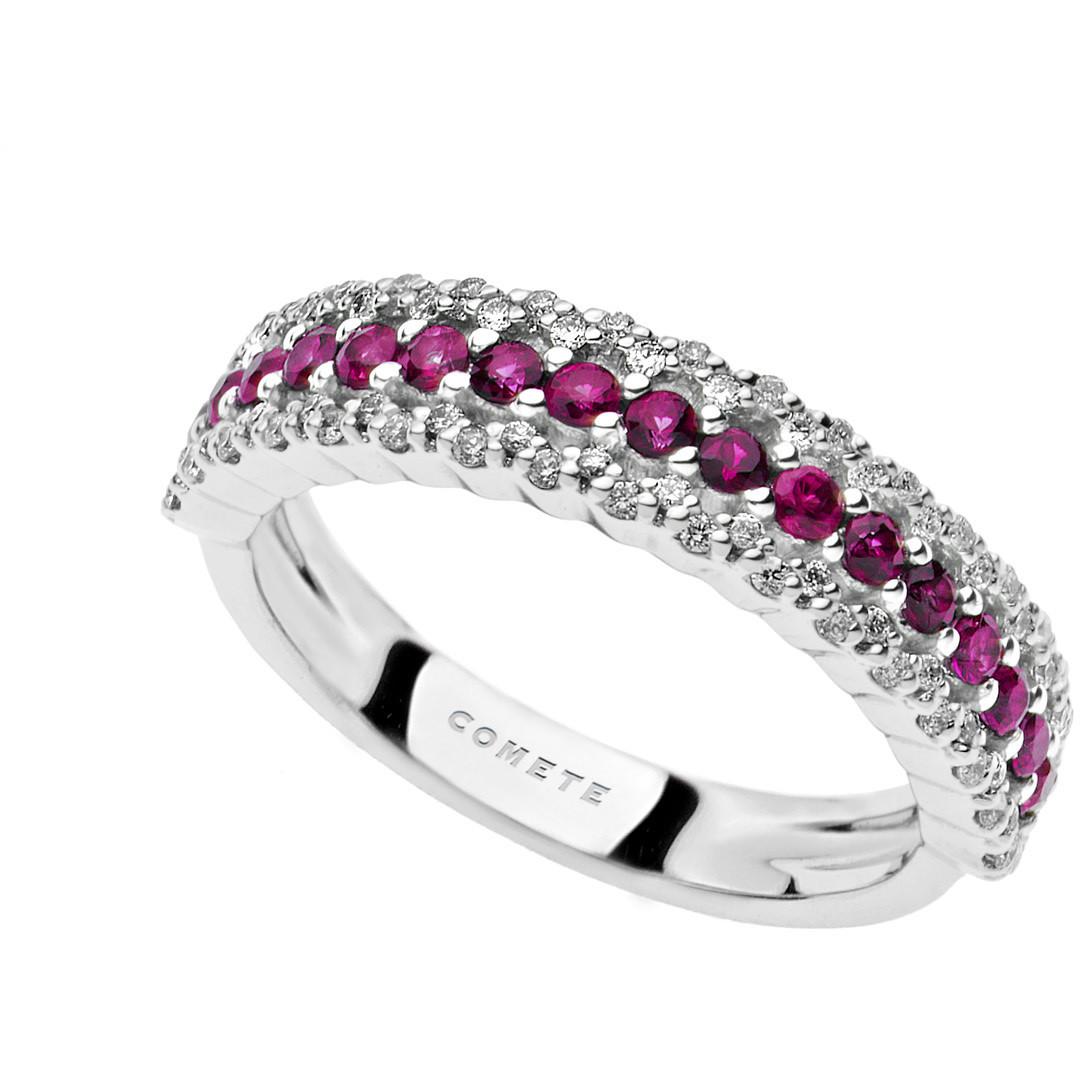 anello donna gioielli Comete Vittoria ANB 1887