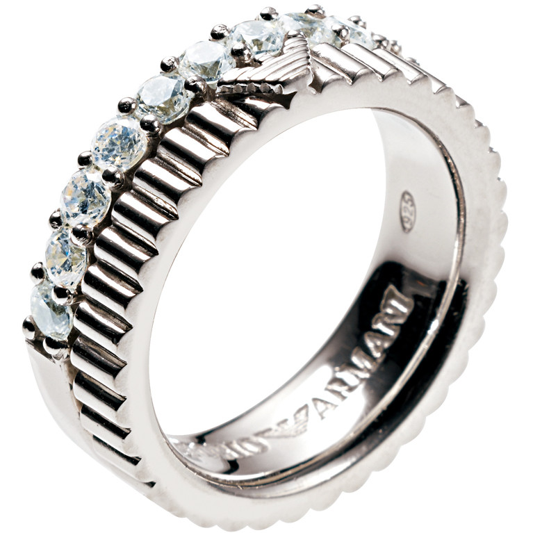 anello donna gioielli Emporio Armani EG2801040505