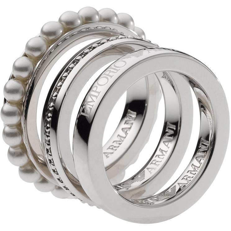 anello donna gioielli Emporio Armani EG2903040505