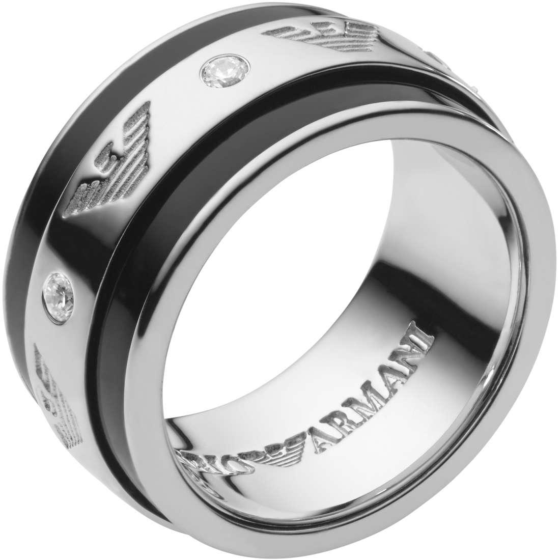 anello donna gioielli Emporio Armani EG3085040505