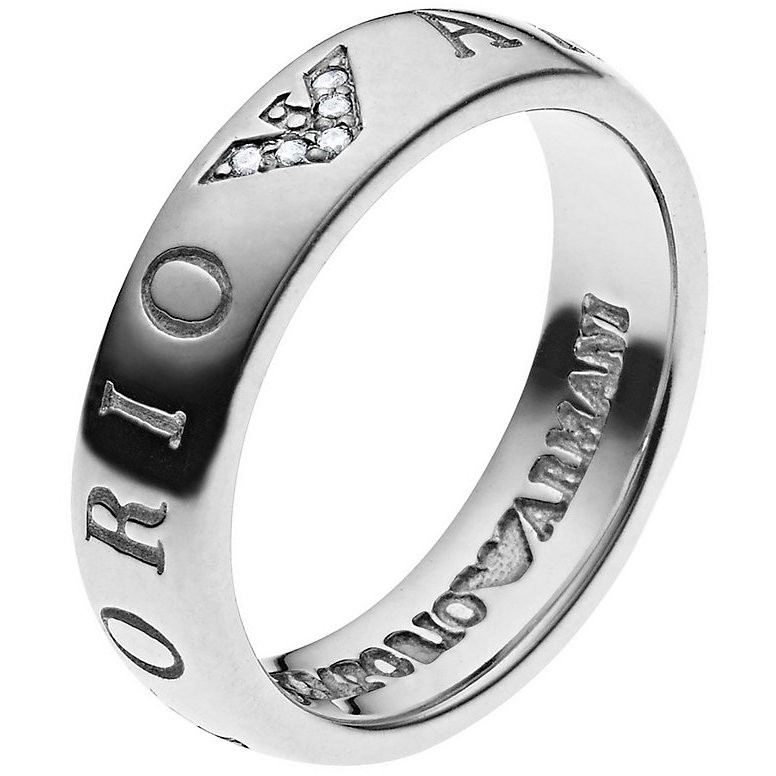 anello donna gioielli Emporio Armani EG3144040503