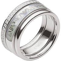 anello donna gioielli Emporio Armani EG3344040505