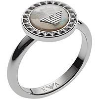 anello donna gioielli Emporio Armani EG3351040503