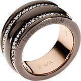anello donna gioielli Emporio Armani EGS1572221506